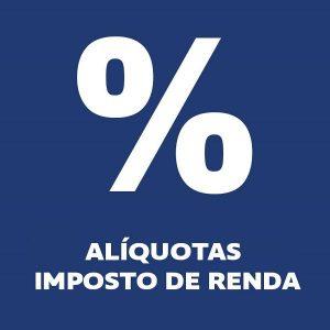 Alíquota Imposto de Renda 2022