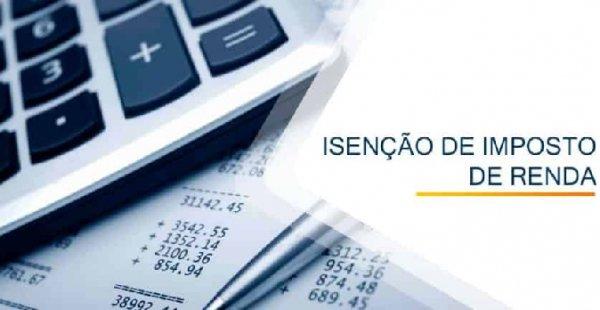 Isenção Imposto de Renda 2022